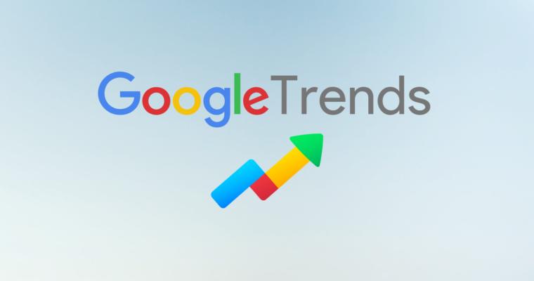 google trends logo for myk baxter marketing services